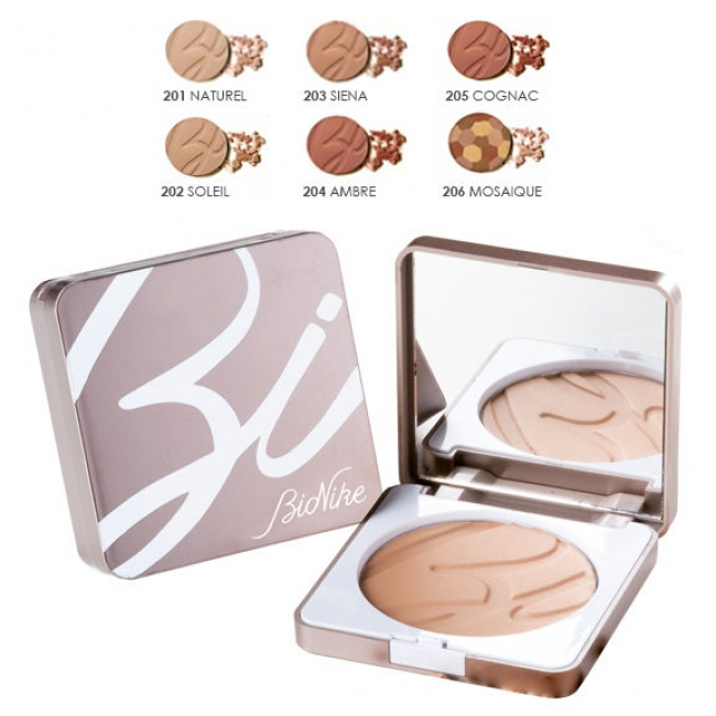 Defence Color Sun Touch Compact Bronzing Powder_206 Mosaique (10g)