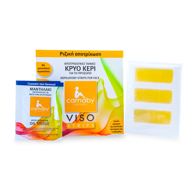 CARNABY COSMETICS Viso Strips™ (48 ταινίες)