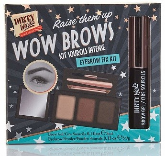 Wow Brows Eyebrow Fix Kit