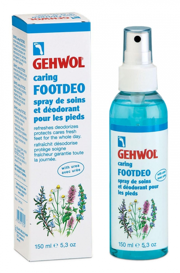 GEHWOL Caring Footdeo Spray (150ml)