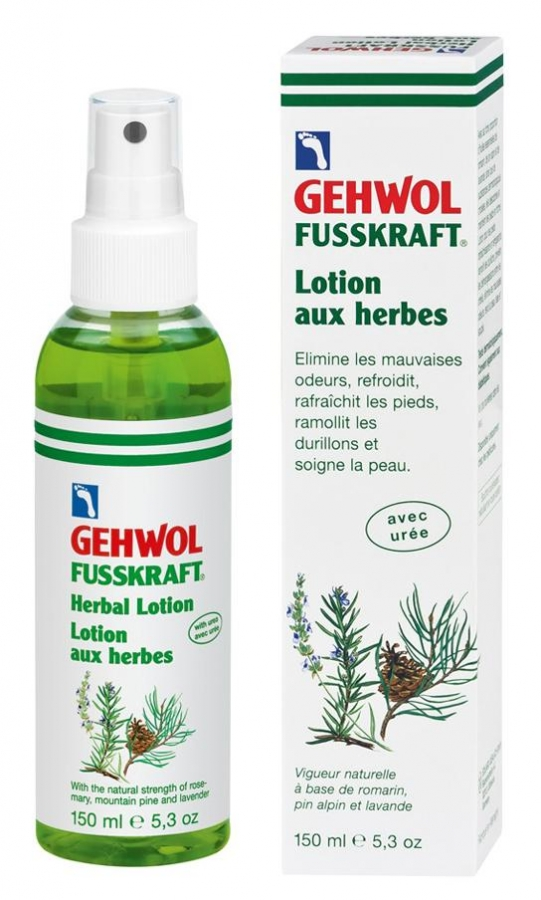 GEHWOL Fusskraft Herbal Lotion (150ml)