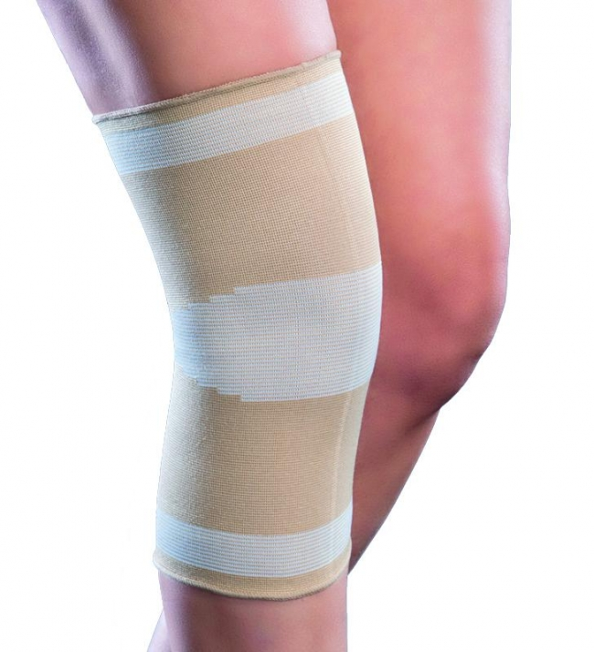 ANATOMIC HELP Knee Support Elastic 1501 (Μπεζ) Medium