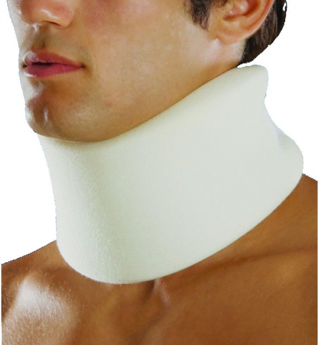 ANATOMIC HELP Cervical Collar 0401 Λευκό (9cm) XLarge