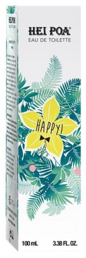 HEI POA Eau De Toilette Happy (100ml)