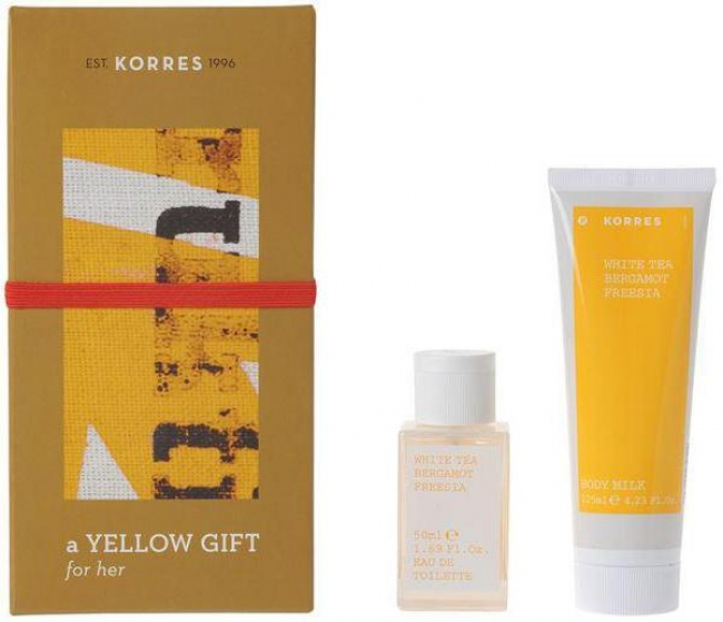 KORRES A Yellow Gift for Her