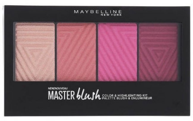Master Blush Color & Highlighting Kit (14g)
