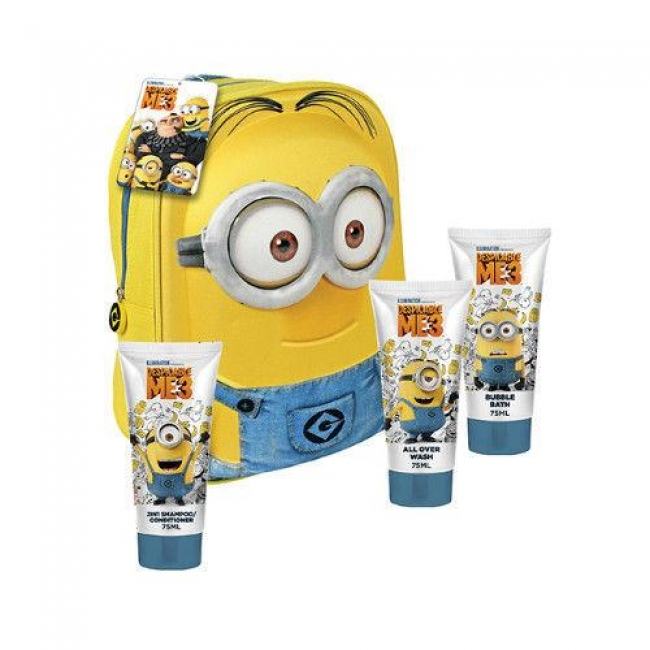 MINIONS Backpack Set