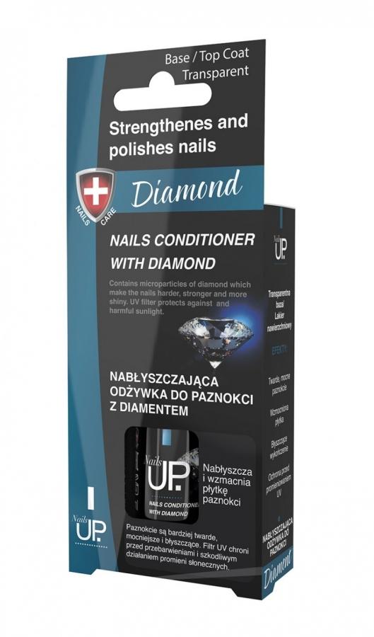 Nails Conditioner with Diamond (7ml)