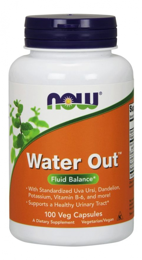 NOW Water Out (100 κάψουλες)