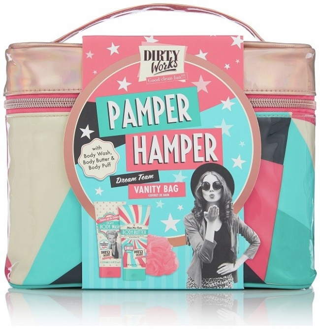 Pamper Hamper Vanity Bag