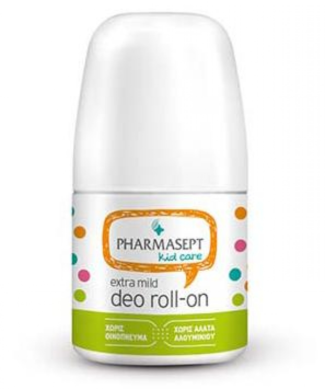 PHARMASEPT Kid Care Extra Mild Deo Roll-On (50ml)
