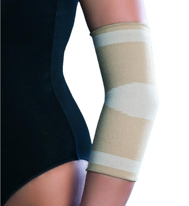 ANATOMIC HELP Elbow Support Elastic 1902 (Μπεζ) XLarge