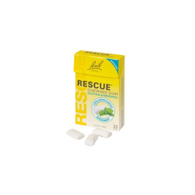 POWER HEALTH Bach Rescue Chewing Gum