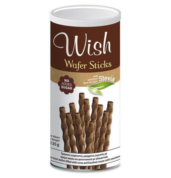 WISH Wafer Sticks (135g)
