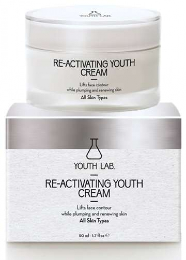 YOUTH LAB Re-Activating Youth Cream (50ml)