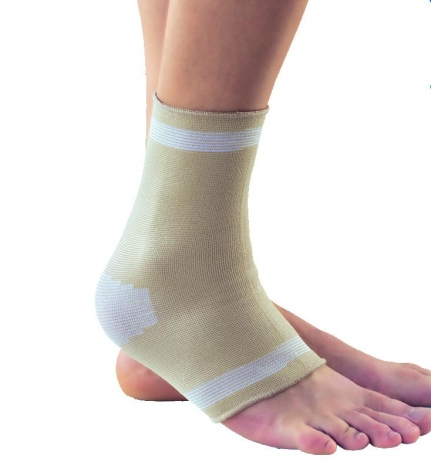 ANATOMIC HELP Ankle Support Elastic 1600 (Μπεζ) Small
