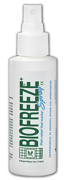 BIOFREEZE Spray (118ml)
