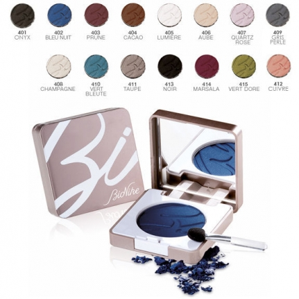 Defence Color Silky Touch Compact Eyeshadow_410 Vert Bleute (3g)