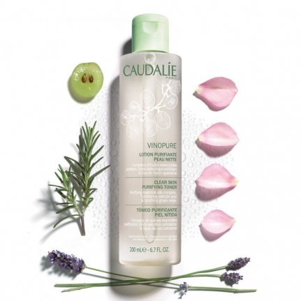 CAUDALIE Vinopure Clear Skin Purifying Toner (200ml)