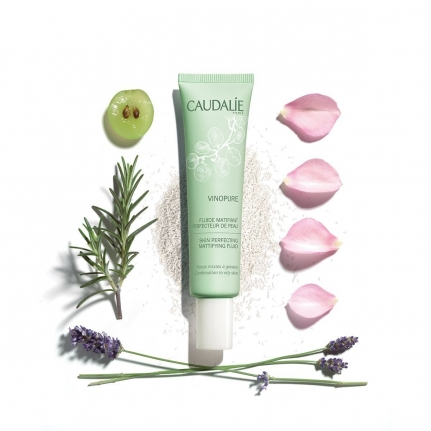 CAUDALIE Vinopure Skin Perfecting Mattifying Fluid (40ml)