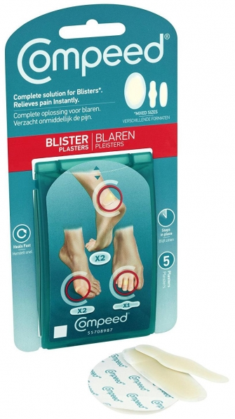 COMPEED Blister Mix (5 τεμάχια)
