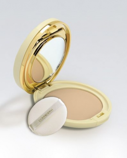 COVERDERM Vanish Compact Powder Nº6 (10g)