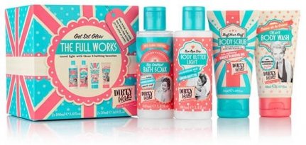 DIRTY WORKS The Full Works (Mini Luxuries Cube)