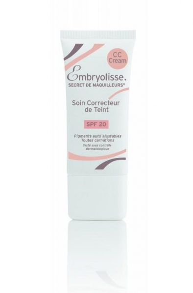 EMBRYOLISSE Complexion Correcting CC Cream • SPF 20 (30ml)