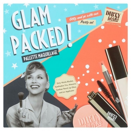 Glam Packed Pallette Maquillage