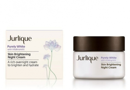 JURLIQUE Purely White Skin Brightening Night Cream (50ml)