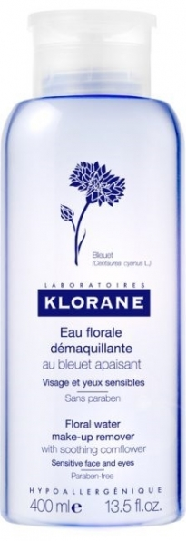 KLORANE Floral Water Make-Up Remover (400ml)