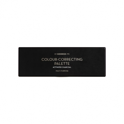 KORRES Activated Charcoal Colour-Correcting Palette (5.5g)