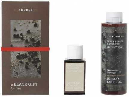 KORRES A Black Gift for Him