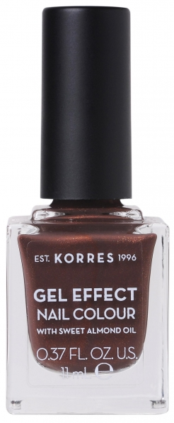 KORRES Gel Effect Nail Colour_61 Seashell (11ml)