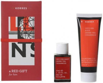 KORRES A Red Gift for Him