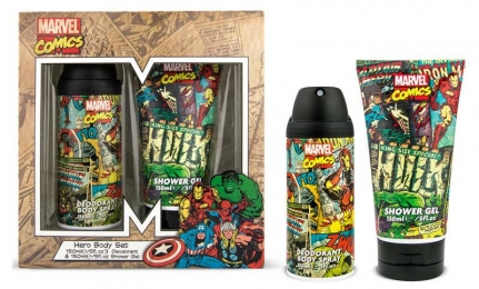 MARVEL COMICS Hero Body Set