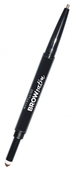 Brow Satin Smoothing Duo-Brow Pencil & Filling Powder_Dark Blonde