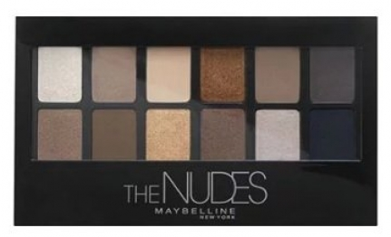 The Nudes Eyeshadow Palette (9,6g)