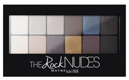 The Rock Nudes Eyeshadow Palette (9,6g)