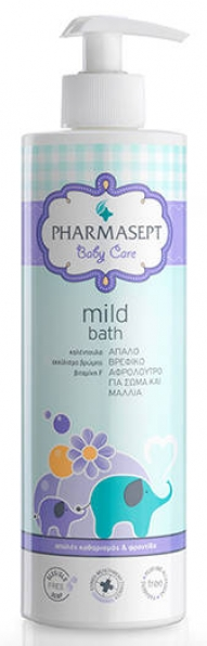 PHARMASEPT Baby Care Mild Bath (500ml)