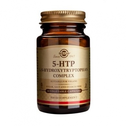 SOLGAR 5-HTP (30 vegetable capsules)
